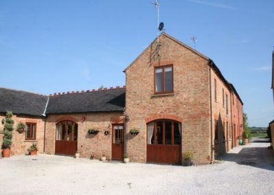 Barn Conversion – Woolscott