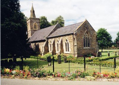 St Andrews Church – Northamptonshire